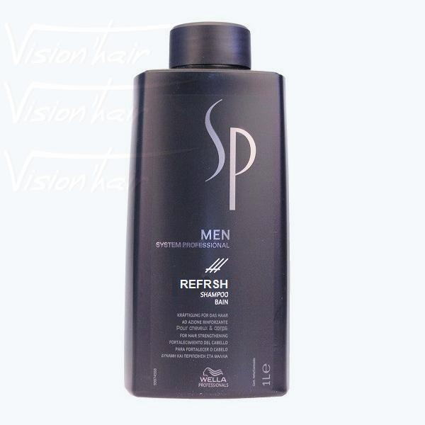SP Refresh shampoo