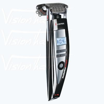 Babyliss for men Tondeuse barbe  I-CONTROL E875E