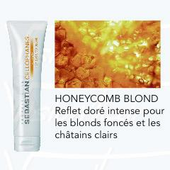 Cellophanes Honeycomb blond - blond miel