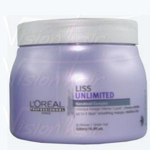 Liss Unlimited Masque Lissage intense