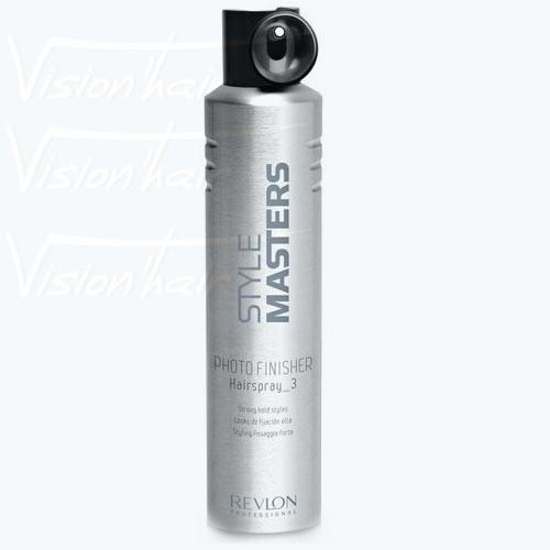 Revlon Photo Finisher Hairspray 3