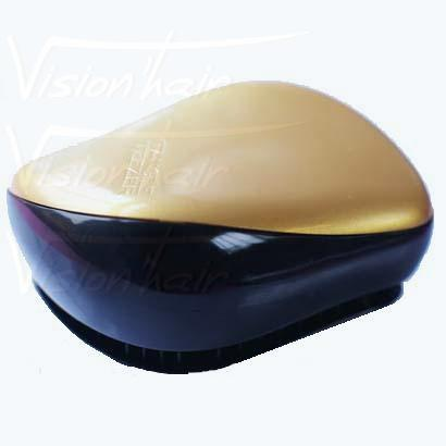 Tangle Teezer Compact  doré