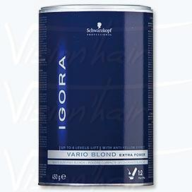 Igora Vario Blond Extra Power Blanche